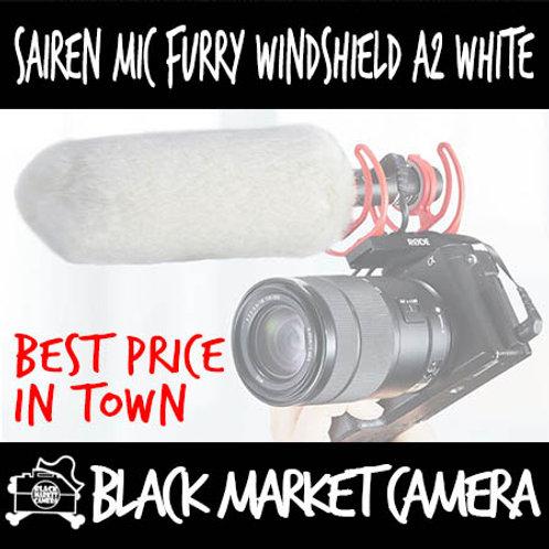 Ulanzi Sairen Microphone Deadcat Windshield Furry Cover A2 White