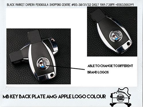 MB Key back plate AMG Apple Logo Colour