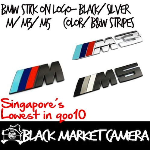 BMW Stick On Logo