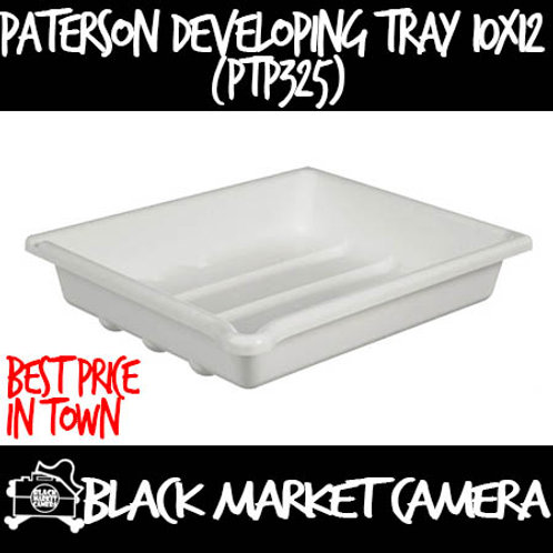 Paterson Developing Tray 10x12 (PTP325)