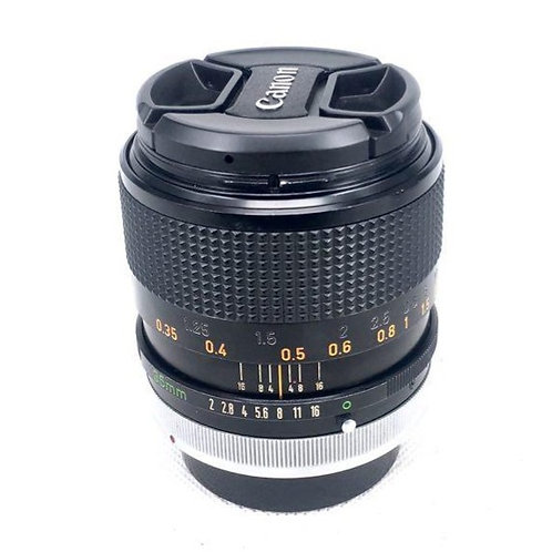 *SOLD* Canon FD 35mm F2 SSC (used)