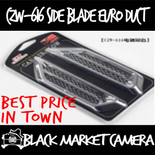 CZW-616 Side Blade Euro Duct