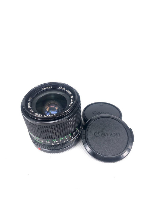 Canon New FD 24mm f2