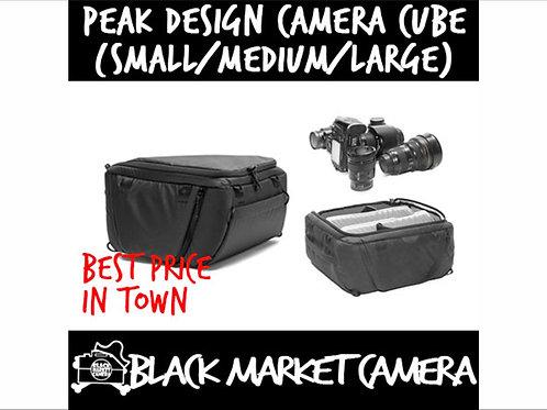 PEAK DESIGN Camera Cubes (Small / Medium / Large) BCC-S-BK-1 / BCC-M-BK-1