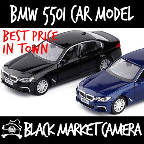 JackieKim 1:36 BMW 550i Diecast Car Model