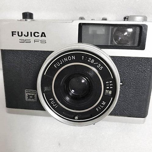 Fujica 35 FS Cmpt Film Rangefinder (used)