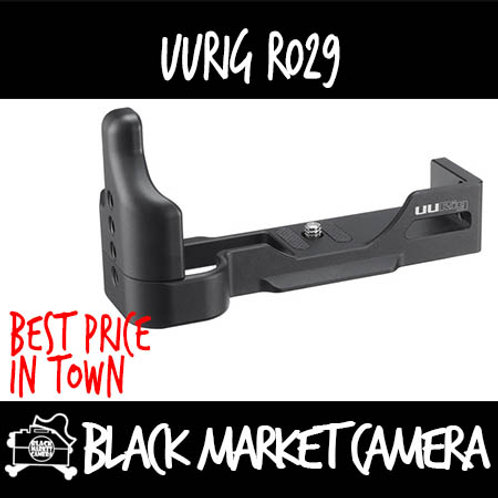UURig R029 Base Plate for Canon EOS M6 Mark II