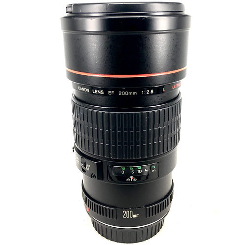 Canon EF 200mm F2.8L USM