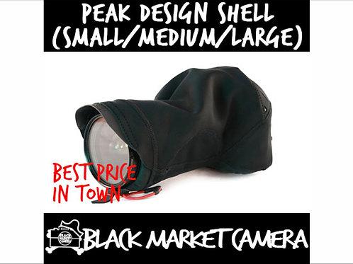 PEAK DESIGN Shell Camera Cover (Small/Medium/Large) SH-S-1/SH-M-1/SH-L-1