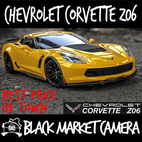 Welly 1:24Chevrolet Corvette Z06 Car Model