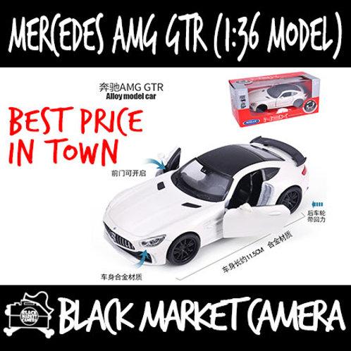 Welly 1:36 Mercedes AMG GTR 1:36 Diecast Car Model