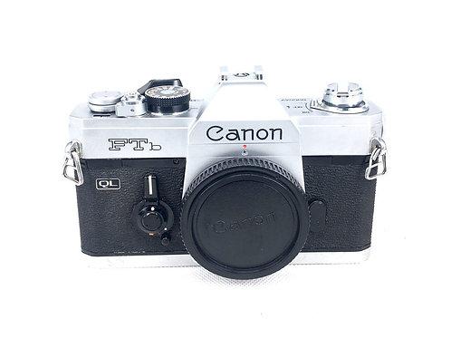 Canon FTb QL FD Mount Film SLR (used)