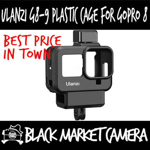 Ulanzi G8-9 Plastic Cage for GoPro 8
