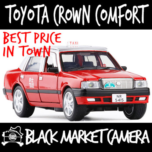 1:32 Toyota Crown Comfort Limited Edition Hong Kong TaxiCar Model