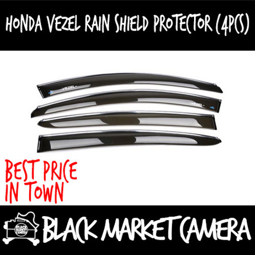Honda Vezel rain shield protector (4pcs)