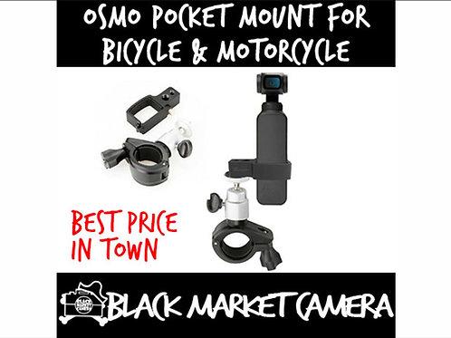 OEM Bicycle/Motorcycle Mount for DJI OSMO Pocket