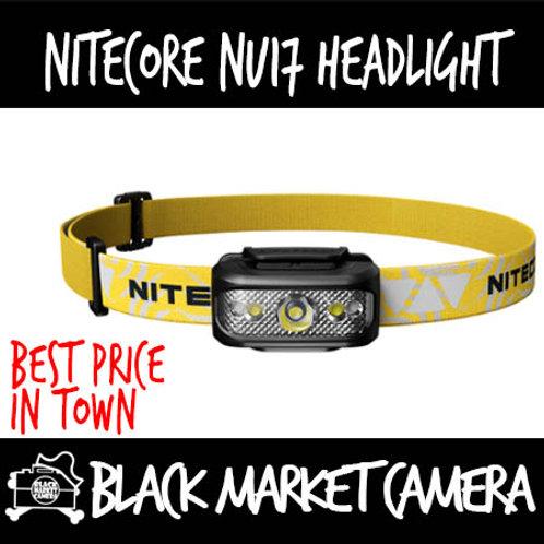 Nitecore NU17 Headlamp 130 Lumens