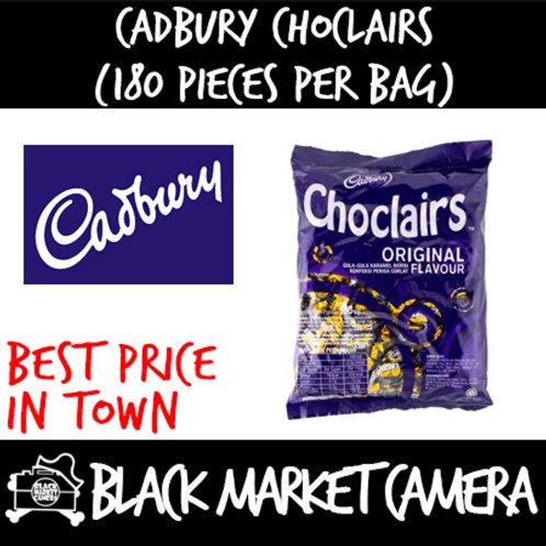 Cadbury Choclairs (Bulk Quantity, Bag of 180 Pieces)