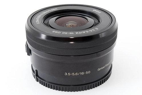 Sony E 16-50mm F3.5-5.6 PZ OSS Black SELP1650 (used)