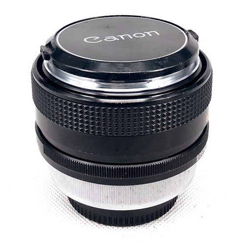 Canon FD 55mm F1.2 (used)