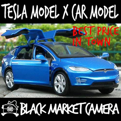 JackieKim 1:32 Tesla Model X Diecast Car Model