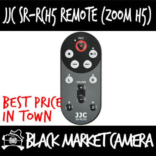 JJC SR-RCH5 Remote for Zoom H5