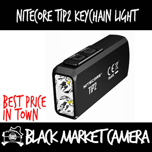 Nitecore TIP2 720 Lumens Keychain Light