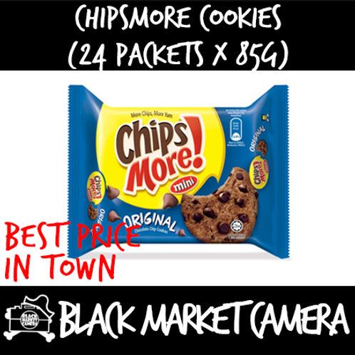 Chipsmore Cookies (Bulk Quantity, 24 Packets x 85g)