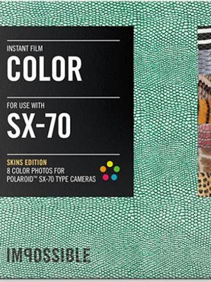 Impossible Polaroid Film for SX-70