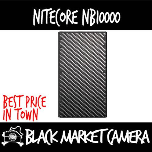 Nitecore NB10000 Carbon Fiber Powerbank