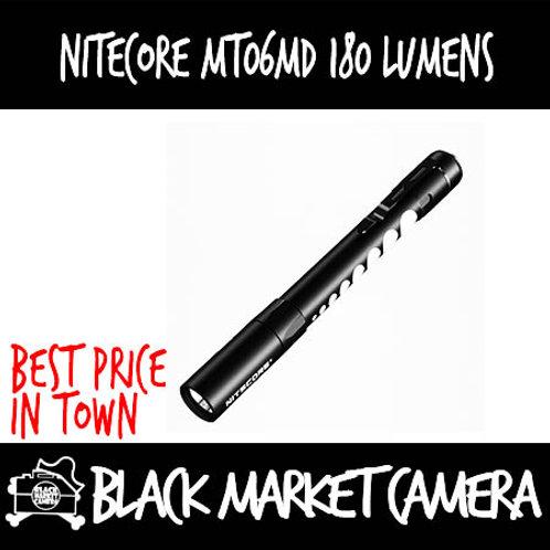 Nitecore MT06MD 180 Lumens Medical Pocket Light