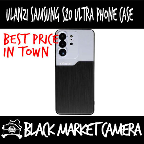 Ulanzi Samsung S20 Ultra Phone Case