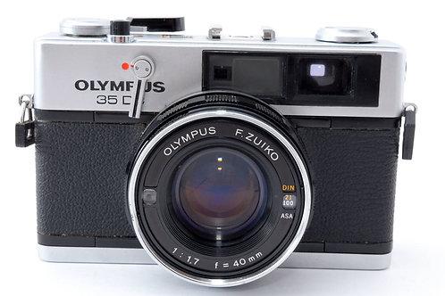 Olympus 35 DC Compact Film Rangefinder (used)