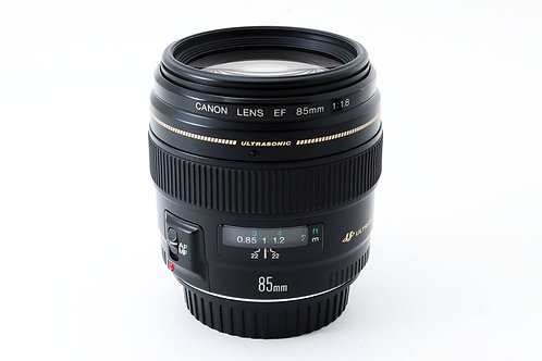 Canon EF 85mm F1.8 USM (used)