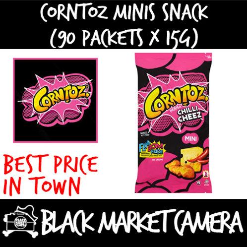 Corntoz Minis (Bulk Quantity, 90 packets x 15g)