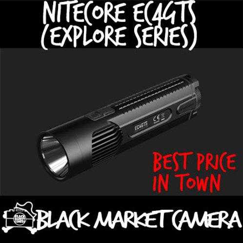 Nitecore EC4GTS Explore Series 1800 Lumens High-performance Blazing Searchlight