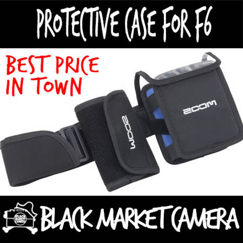 Zoom PCF-6 Protective Case for Zoom F6 Multitrack Field Recorder