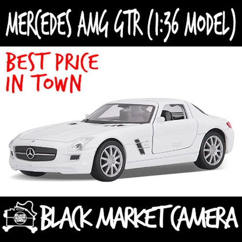 Welly 1:36 Mercedes SLS AMG 1:36 Diecast Car Model