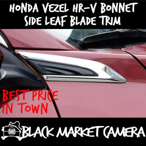 Honda Vezel Front Fender Leaf Blade Trim