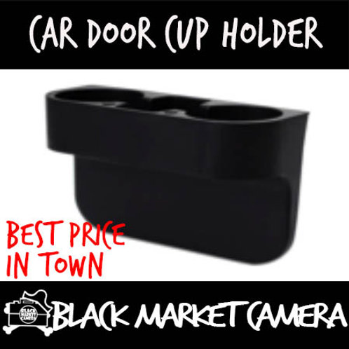 Car Door Cup Holder