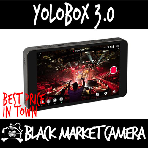 Yolobox 3.0 Portable Live Stream Studio