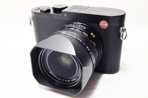 *SOLD* Leica Q Typ 116 (20.1MP) Fullframe Digital Compact Black (used)