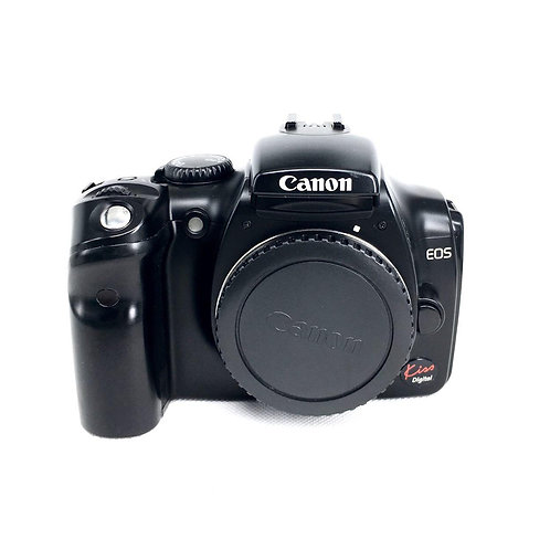 Canon EOS Kiss Digital (6.3MP)