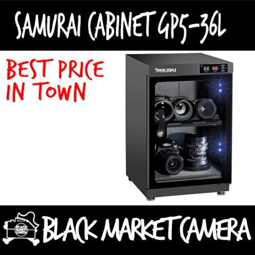 Samurai Dry Cabinet GP5-36L
