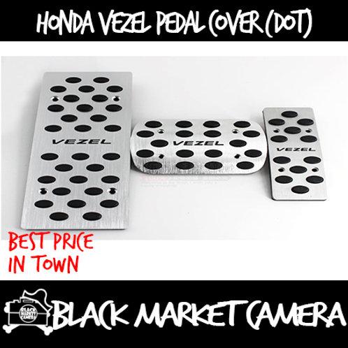 Honda Vezel pedal cover (dot)