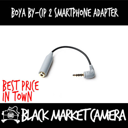 Boya BY-CIP 2 Smartphone Adapter