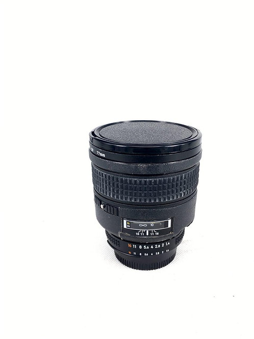 *SOLD* Nikon AFD 85mm F1.4 (used)