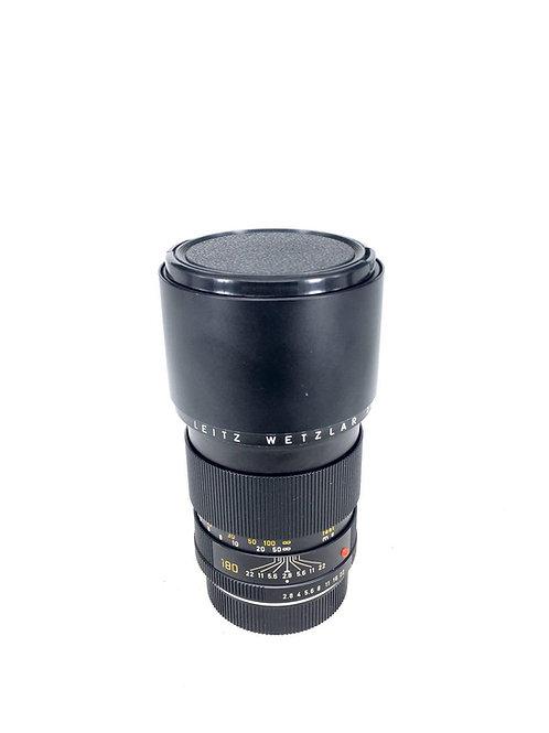 Leica Elmarit-R 180mm f2.8 3-CAM