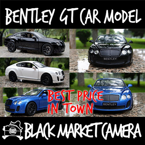 MZ 1:24 Bentley GT Car Model