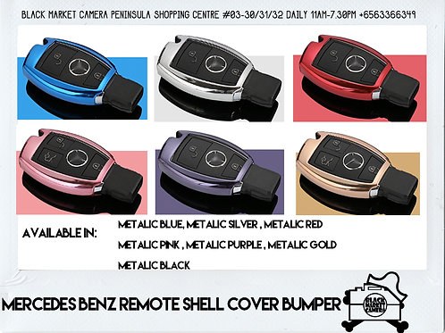 Mercedes Benz remote shell cover bumper